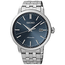 Seiko Automatic Men's Stainless Steel Bracelet Watch - Product number 5222362