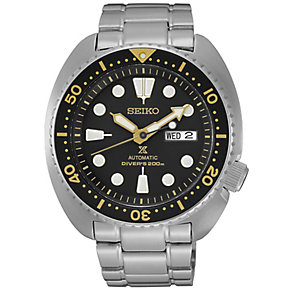 Seiko Diver's 200 Men's Stainless Steel Bracelet Watch - Product number 5222389