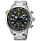 Seiko Prospex Solar Men's Stainless Steel Bracelet Watch - Product number 5222397