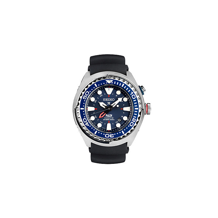 Seiko Prospex Kinetic Men's Stainless Steel Strap Watch - Product number 5222583