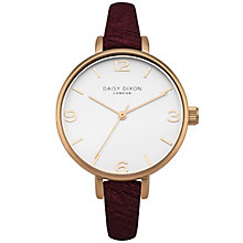 Daisy Dixon Ladies' Fur Strap Watch - Product number 5223873