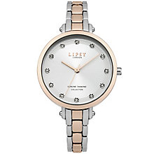 Lipsy Ladies' Two Tone Bracelet Watch - Product number 5225728