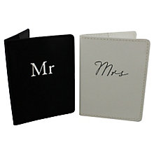 Amore Mr & Mrs Passport Set - Product number 5232643
