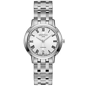 Roamer Super Slender Ladies' Stainless Steel Bracelet Watch - Product number 5234883