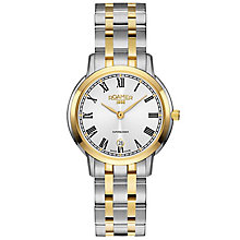 Roamer Super Slender Ladies' Two Colour Bracelet Watch - Product number 5235219