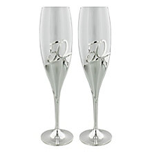 Amore 50th Anniversary Champagne Flutes - Product number 5236622