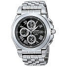 Seiko men's stainless steel chronograph watch - Product number 5238587