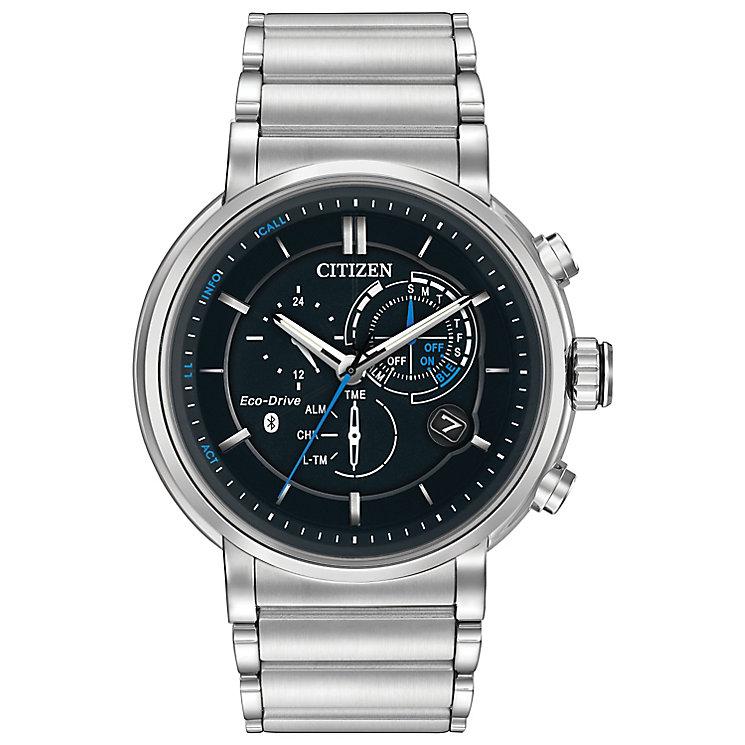 Citizen Eco-Drive Proximity Men's Steel Bracelet Watch - Product number 5240247