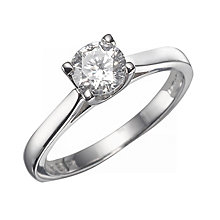 The Forever Diamond Platinum 3/4 Carat Diamond Ring - Product number 5240662