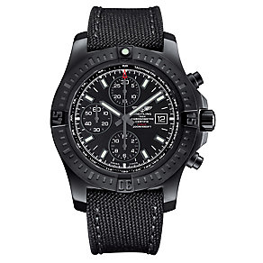 Breitling Colt Chronometre Men's Ion Plated Strap Watch - Product number 5242932