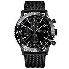 Breitling Chronoliner Men's Stainless Steel Strap Watch - Product number 5242940