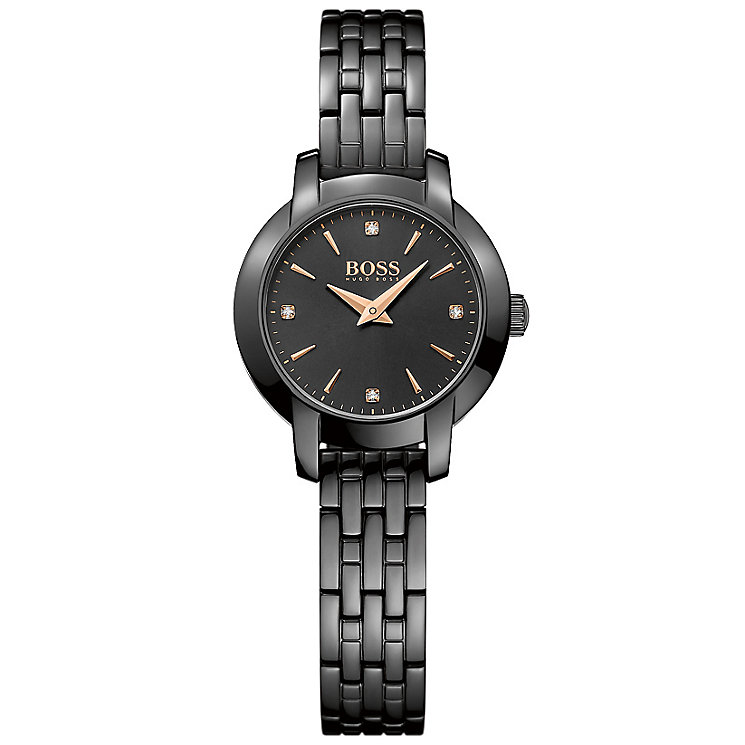 Hugo Boss Ladies' Stainless Steel Bracelet Watch - Product number 5245400