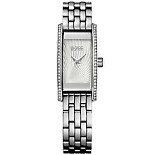Hugo Boss Ladies' Stainless Steel Stone Set Bracelet Watch - Product number 5245419