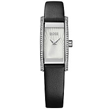 Hugo Boss Ladies' Stainless Steel Stone Set Strap Watch - Product number 5245435