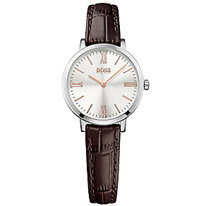 Hugo Boss Ladies' Stainless Steel Strap Watch - Product number 5245451