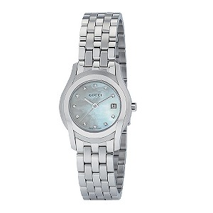Gucci G Class ladies' stainless steel bracelet watch - Product number 5245885
