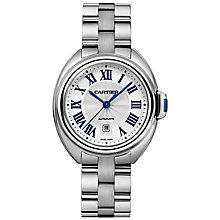 Cartier Cle De Cartier Ladies' 31mm Bracelet Watch - Product number 5248396