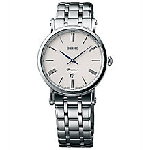 Seiko Premier Ladies' Stainless Steel Bracelet Watch - Product number 5252784