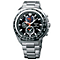 Seiko Prospex Men's Solar Stainless Steel Bracelet Watch - Product number 5252881