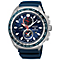 Seiko Prospex Men's Solar Blue Silicone Strap Watch - Product number 5252903
