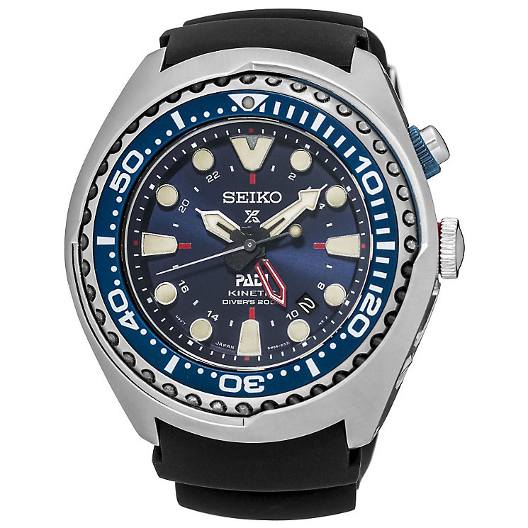Seiko PADI Special Edition Prospex Men's Silicone Watch - Product number 5252997