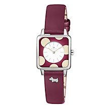 Radley Ladies' Rochester Ruby Leather Strap Watch - Product number 5254167