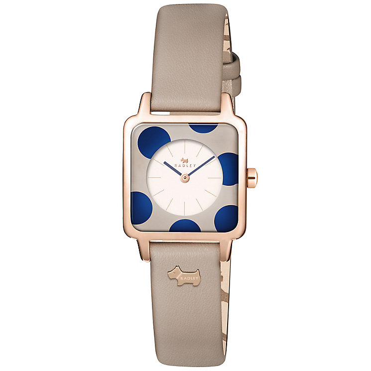 Radley Ladies' Rochester Woodland Leather Strap Watch - Product number 5254175