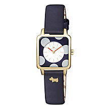 Radley Ladies' Rochester Summer Fig Leather Strap Watch - Product number 5254256