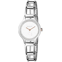 Radley Ladies' Stone Set Stainless Steel Bracelet Watch - Product number 5254280