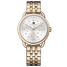 Tommy Hilfiger Ladies' Rose Plated Bracelet Watch - Product number 5254361