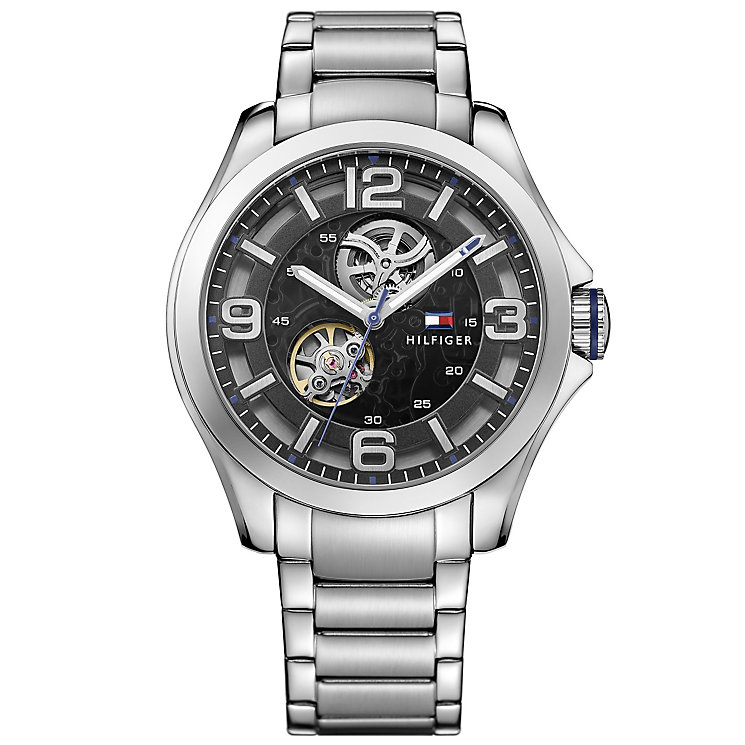Tommy Hilfiger Men's Stainless Steel Bracelet Watch - Product number 5254485