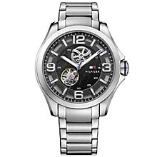 Tom Hilfiger Stainless Sliver Bracelet Watch - Product number 5254485
