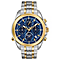 Bulova Precisionist Men's Two Colour Bracelet Watch - Product number 5257557