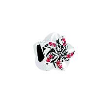Chamilia Swarvoski Crystal Moana Island Flower Bead - Product number 5266181