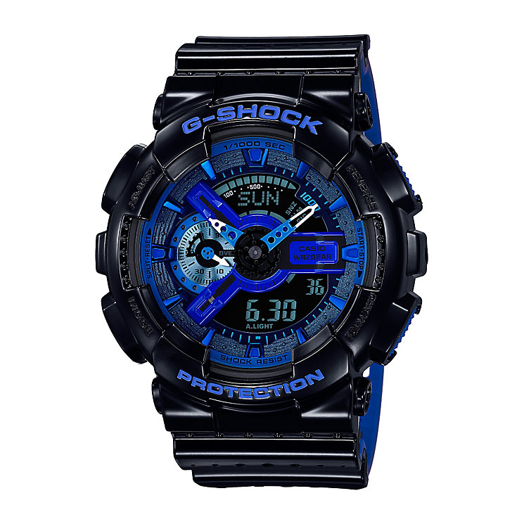 Casio G-Shock Combi Black Resin Strap Watch - Product number 5267080