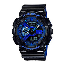 G-Shock Combi Black Resin Strap Watch - Product number 5267080