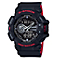 Casio G-Shock World Time Black Resin Strap Watch - Product number 5267099