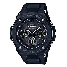 G-Shock G-Steel Stainless Steel Black Resin Watch - Product number 5267110