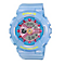 Casio Baby-G Candy Ladies' Blue Resin Strap Watch - Product number 5267137