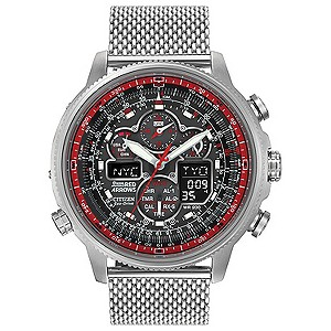 citizen watches men s ladies eco drive h samuel citizen red arrows limited edition navihawk a t men s watch product number 5267277