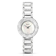 Seksy Ladies' Cream Bracelet Watch - Product number 5267498