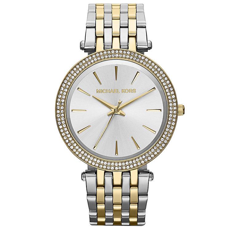 Michael Kors Darci Ladies' Two Colour Bracelet Watch - Product number 5273943