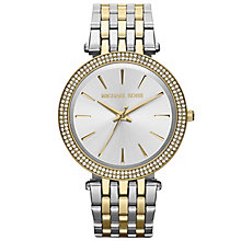Michael Kors Darci Ladies' Two Colour Bracelet Watch - Product number 5273943