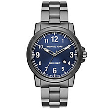 Michael Kors Men's Ion Plated Bracelet Watch - Product number 5273994