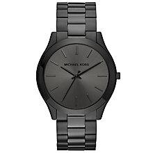 Michael Kors Men's Ion Plated Bracelet Watch - Product number 5274028