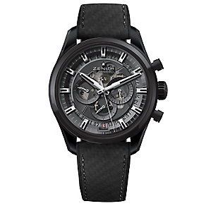 Zenith 36000 VPH Men's Strap Watch - Product number 5275806
