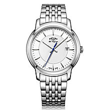 Rotary Gent's Stainless Steel Bracelet Watch - Product number 5276926