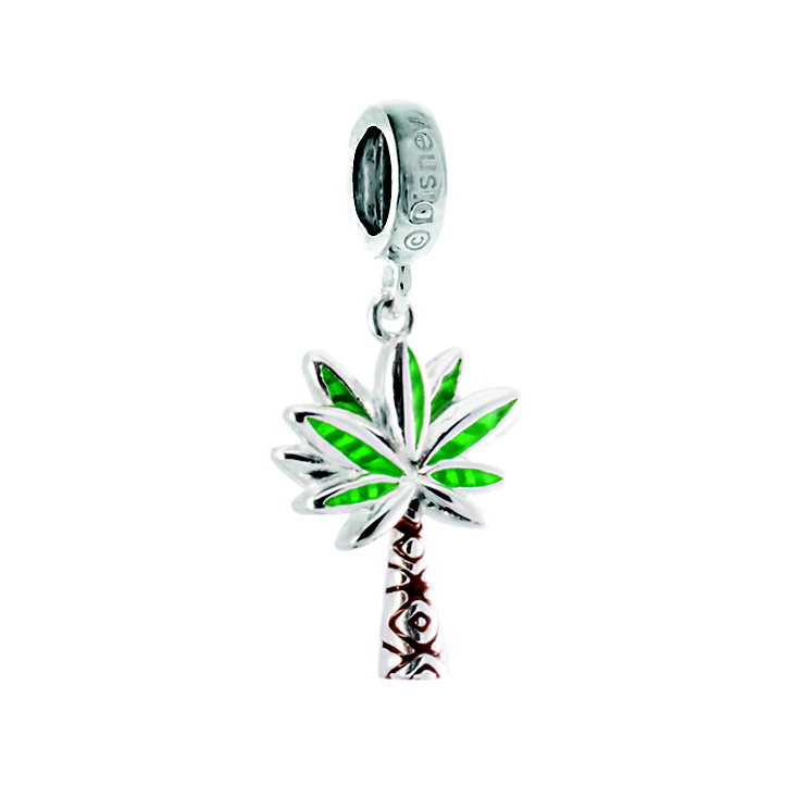 Chamilia Disney Moana Sterling Silver Island Palm Charm - Product number 5277612