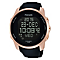 Pulsar Men's World Time Display Black Silicone Strap Watch - Product number 5292964