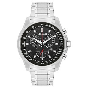citizen watches men s ladies eco drive h samuel citizen gent s stainless steel bracelet watch product number 5295130